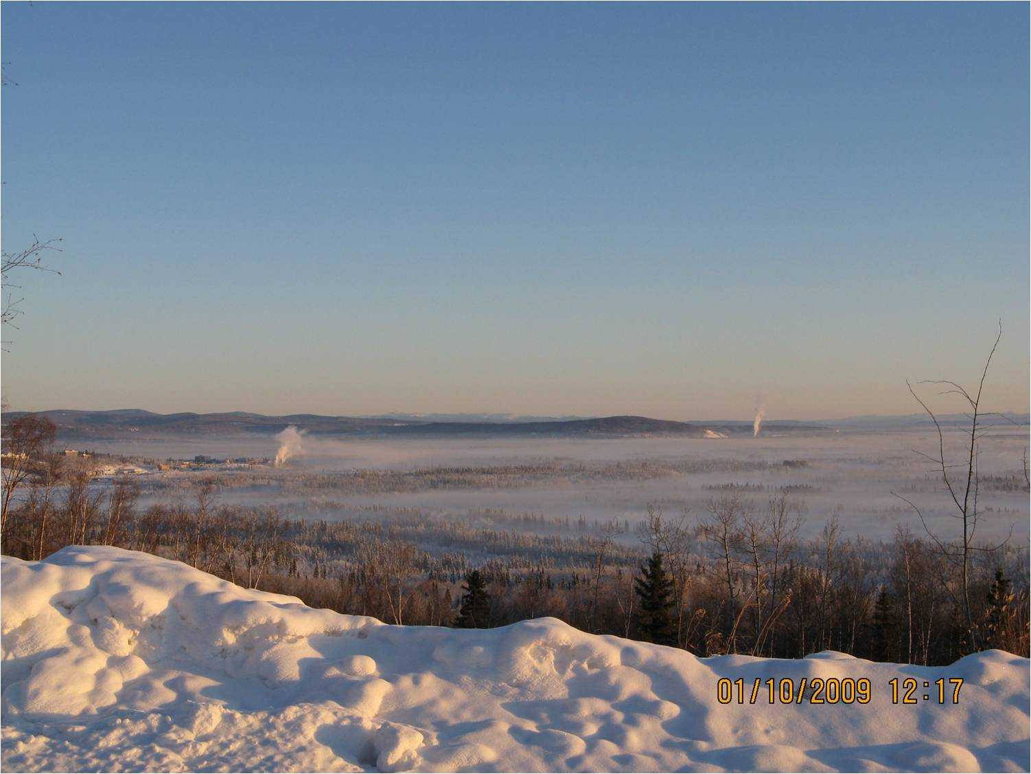 Fairbanks inversion