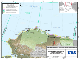 Arctic Geotech Permit Coverage Area