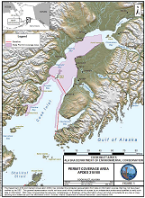 Cook Inlet Coverage Area Map