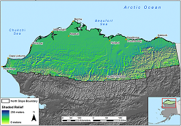 North Slope Permit Coverage Area