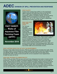 AFFF fact sheet thumbnail