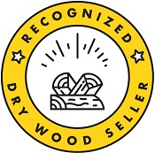 dry wood seller logo
