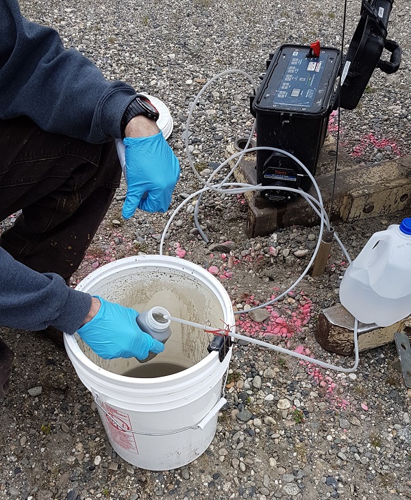 pfas sampling at fairbanks internatinal airport