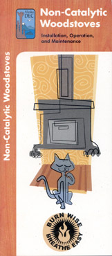 Non-Catalytic Wood stove pamphlet