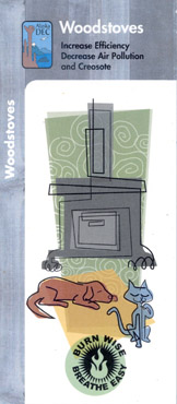 DEC Woodstove Pamphlet