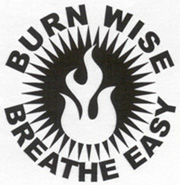 Burn Wise Alaska logo