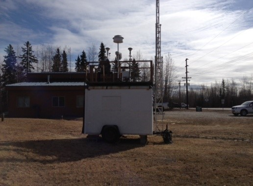 North Pole Fires Station #3 Site
